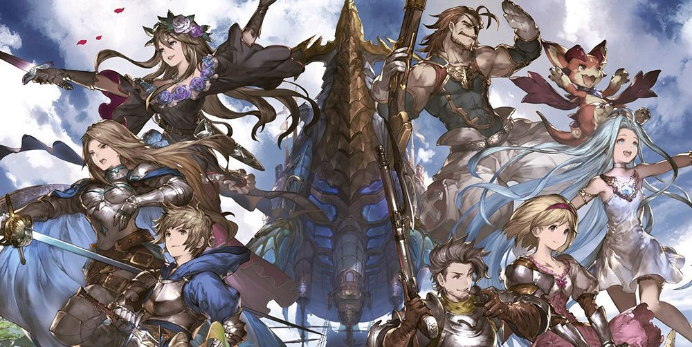 Xem phim Granblue Fantasy The Animation Season 2 - GRANBLUE FANTASY The Animation Season2 Vietsub