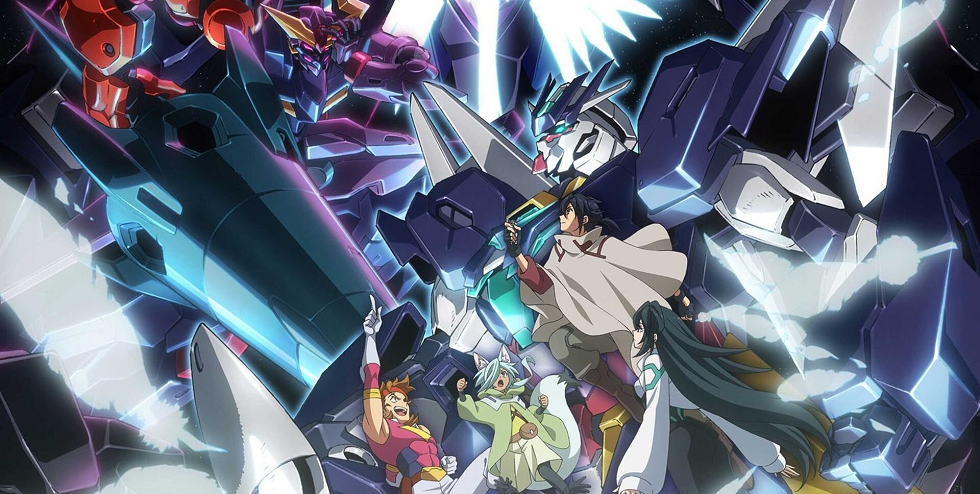 Xem phim Gundam Build Divers Re:Rise 2nd Season - Gundam Build Divers Re:Rise Season 2 Vietsub