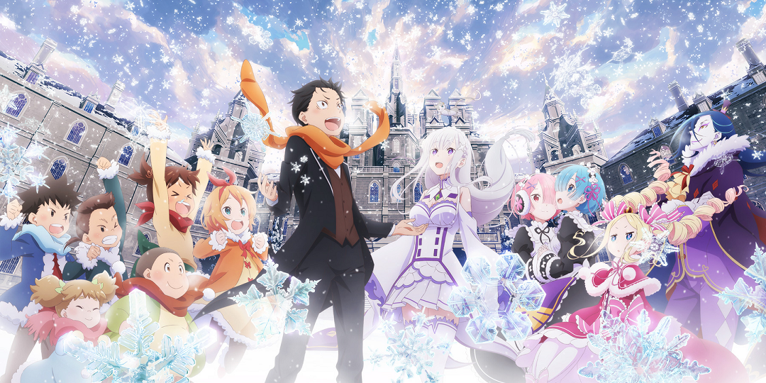 Xem phim Re:Zero kara Hajimeru Isekai Seikatsu - Memory Snow - Re: Life in a different world from zero, ReZero, Re:Zero kara Hajimeru Isekai Seikatsu OVA Vietsub
