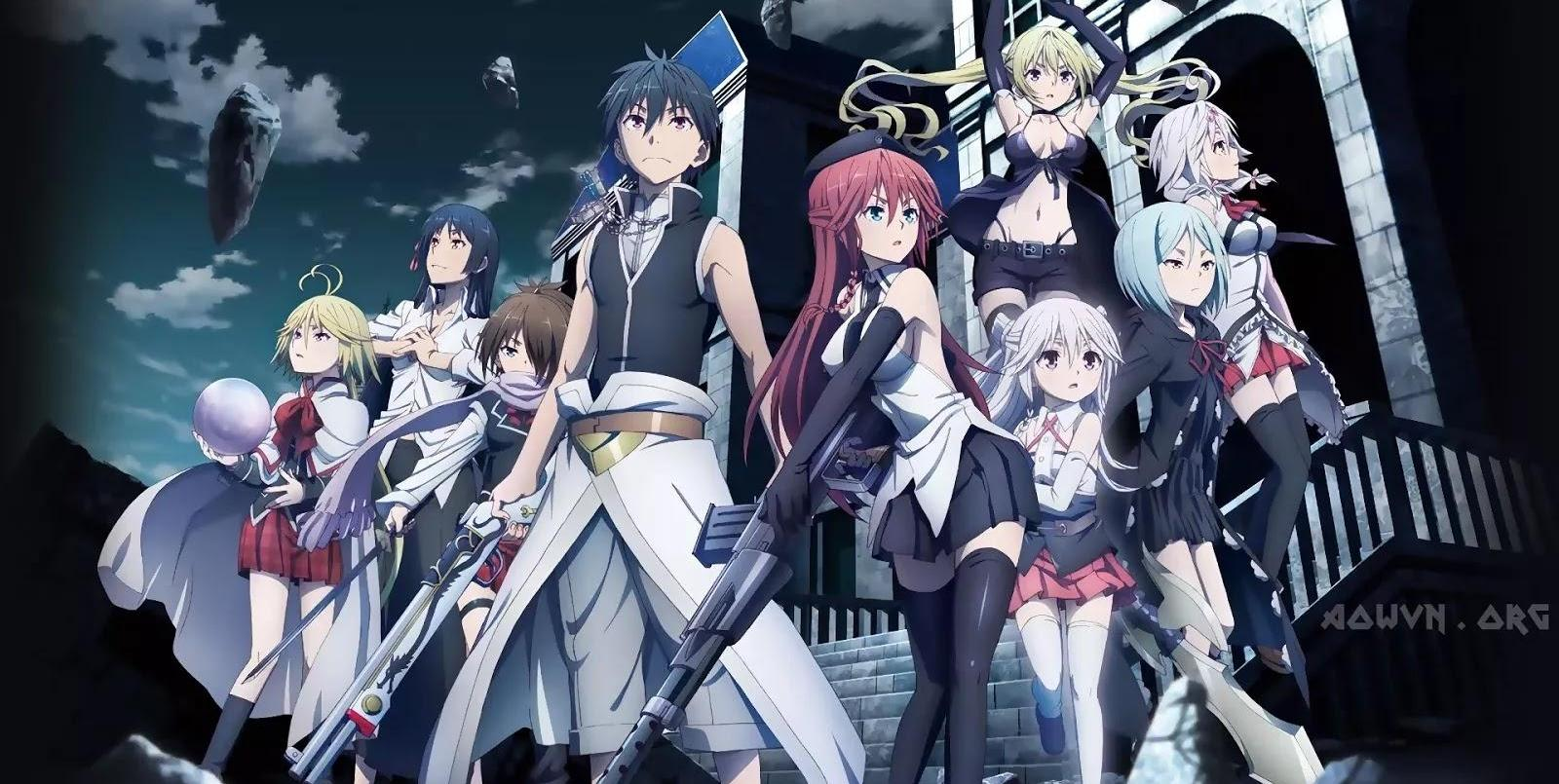 Xem phim Trinity Seven Movie 2: Tenkuu Toshokan to Shinku no Maou - Gekijouban Trinity Seven 2, Trinity Seven Movie 2: Heavens Library & Crimson Lord Vietsub