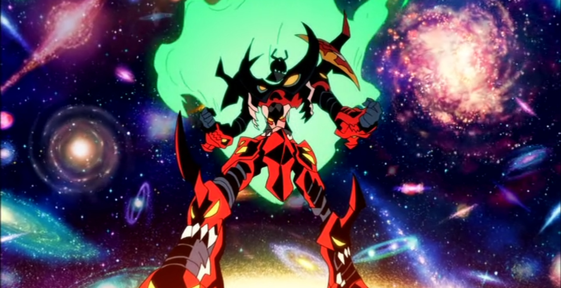 Xem phim Tengen Toppa Gurren Lagann Movie 1: Gurren-hen - Gurren Lagann The Movie: Childhood's End	, Gekijouban Tengen Toppa Gurren Lagann: Guren-hen, Tengen Toppa Gurren Lagann the Movie Vietsub