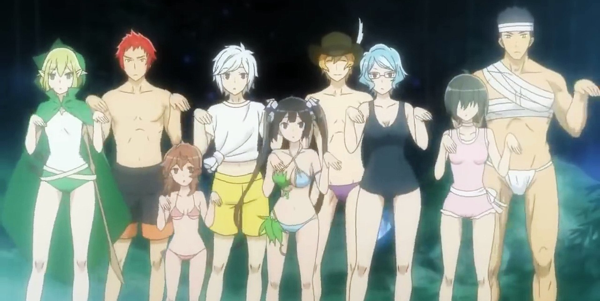 Xem phim Dungeon ni Deai wo Motomeru no wa Machigatteiru Darou ka II OVA - DanMachi II OVA, Is It Wrong to Try to Pick Up Girls in a Dungeon? II OVA Vietsub