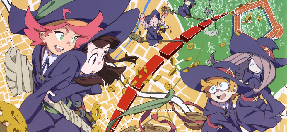Xem phim Little Witch Academia (TV) - Little Witch Academia Vietsub