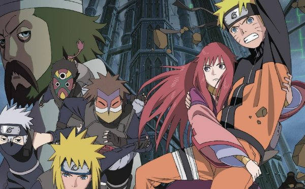 Xem phim Naruto Shippuuden The Movie 4: The Lost Tower - Naruto Shippuuden The Movie 4 - The Lost Tower Vietsub