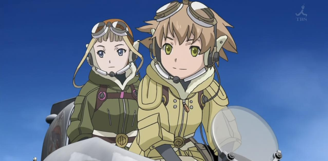 Xem phim Last Exile: Ginyoku no Fam (Ss2) - Last Exile: Fam, the Silver Wing Vietsub
