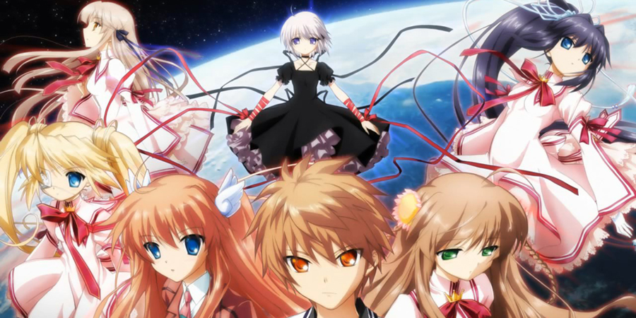 Xem phim Rewrite: Moon and Terra - Rewrite 2nd Season Moon編 / Terra編 Vietsub