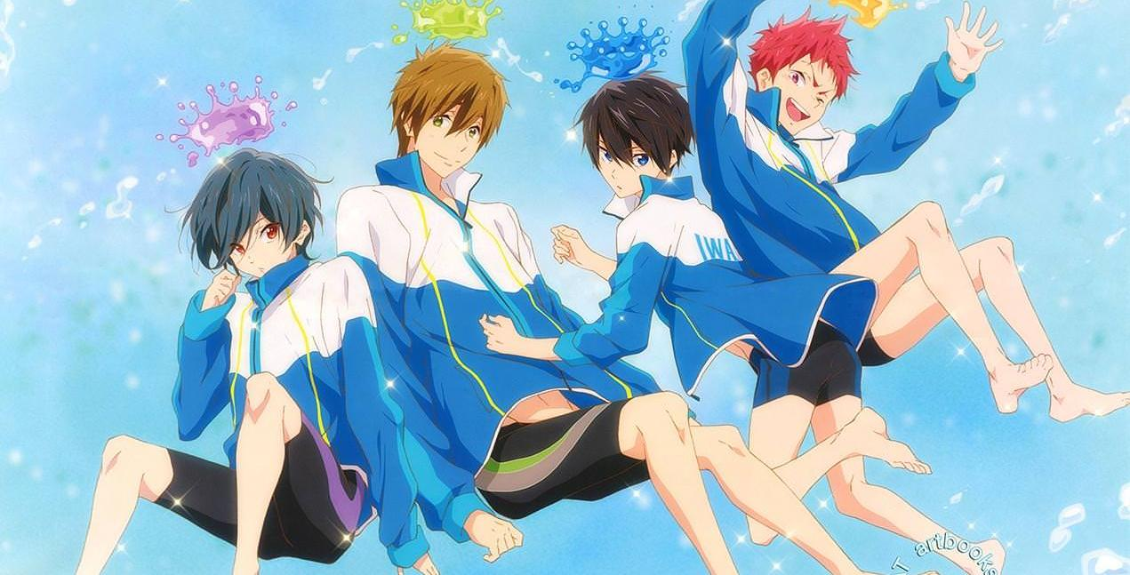 Xem phim High☆Speed!: Free! Starting Days - Free! Starting Days | Free! Movie Vietsub