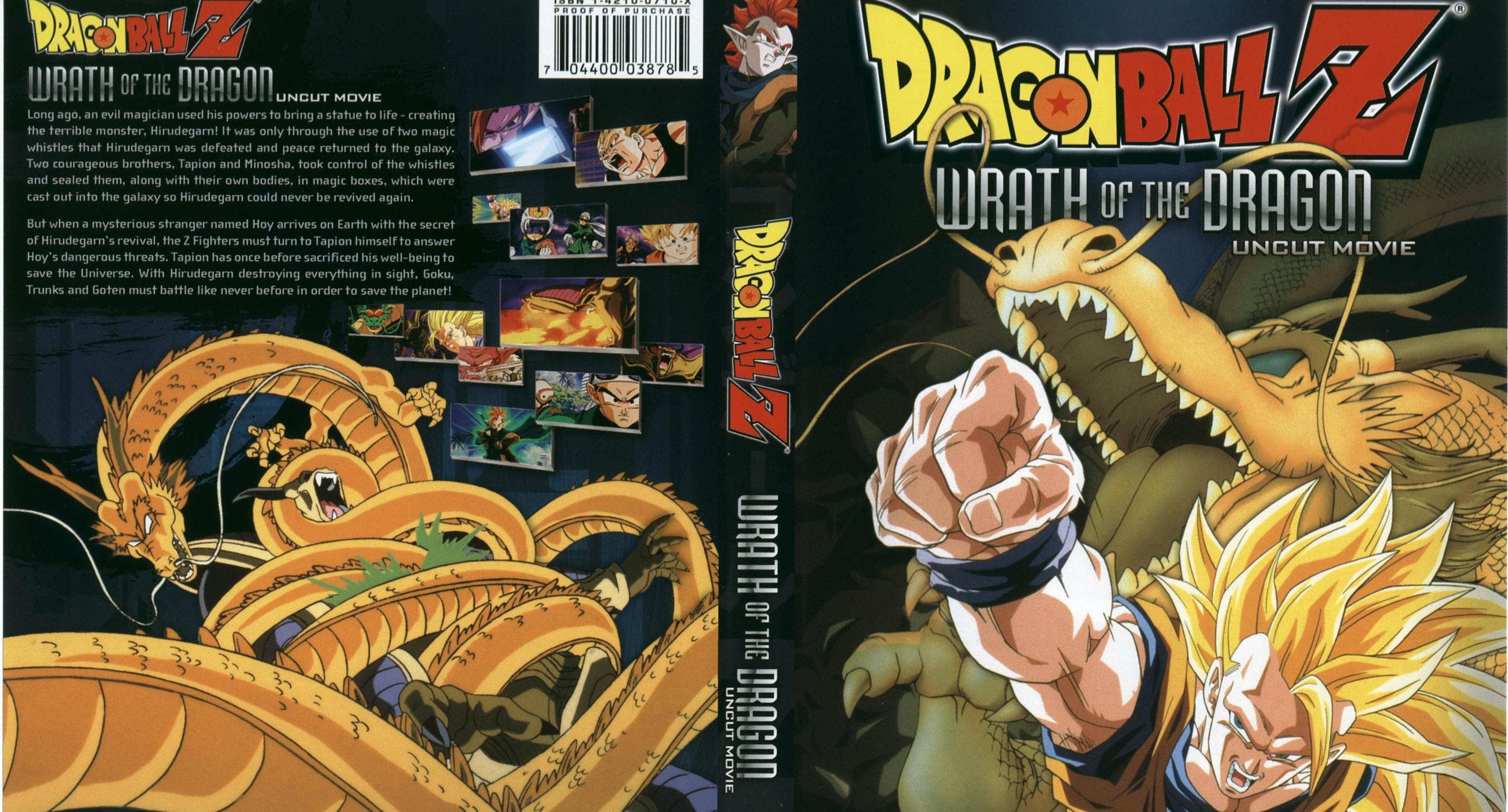 Xem phim Dragon Ball Z Movie 13: Ryuuken Bakuhatsu!! Goku ga Yaraneba Dare ga Yaru - Dragon Ball Z Movie Movie 13: Wrath of the Dragon Vietsub