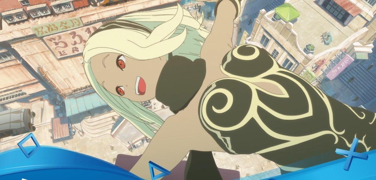 Xem phim Gravity Daze The Animation: Ouverture - GRAVITY DAZE The Animation ~Ouverture~ | Gravity Rush Vietsub