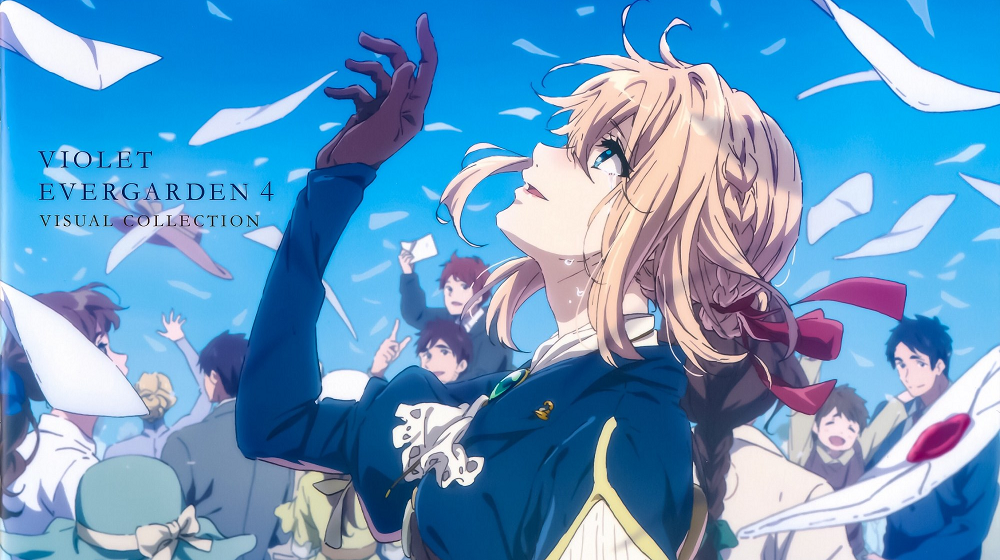 Xem phim Violet Evergarden Gaiden: Eien to Jidou Shuki Ningyou - Violet Evergarden Side Story: Eternity and the Auto Memories Doll Vietsub