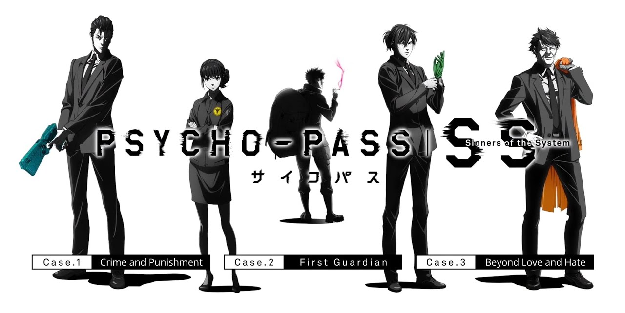 Xem phim Psycho-Pass: Sinners of the System Case.1 - Tsumi to Bachi - Psycho-Pass SS Case 1: Tsumi to Batsu Vietsub
