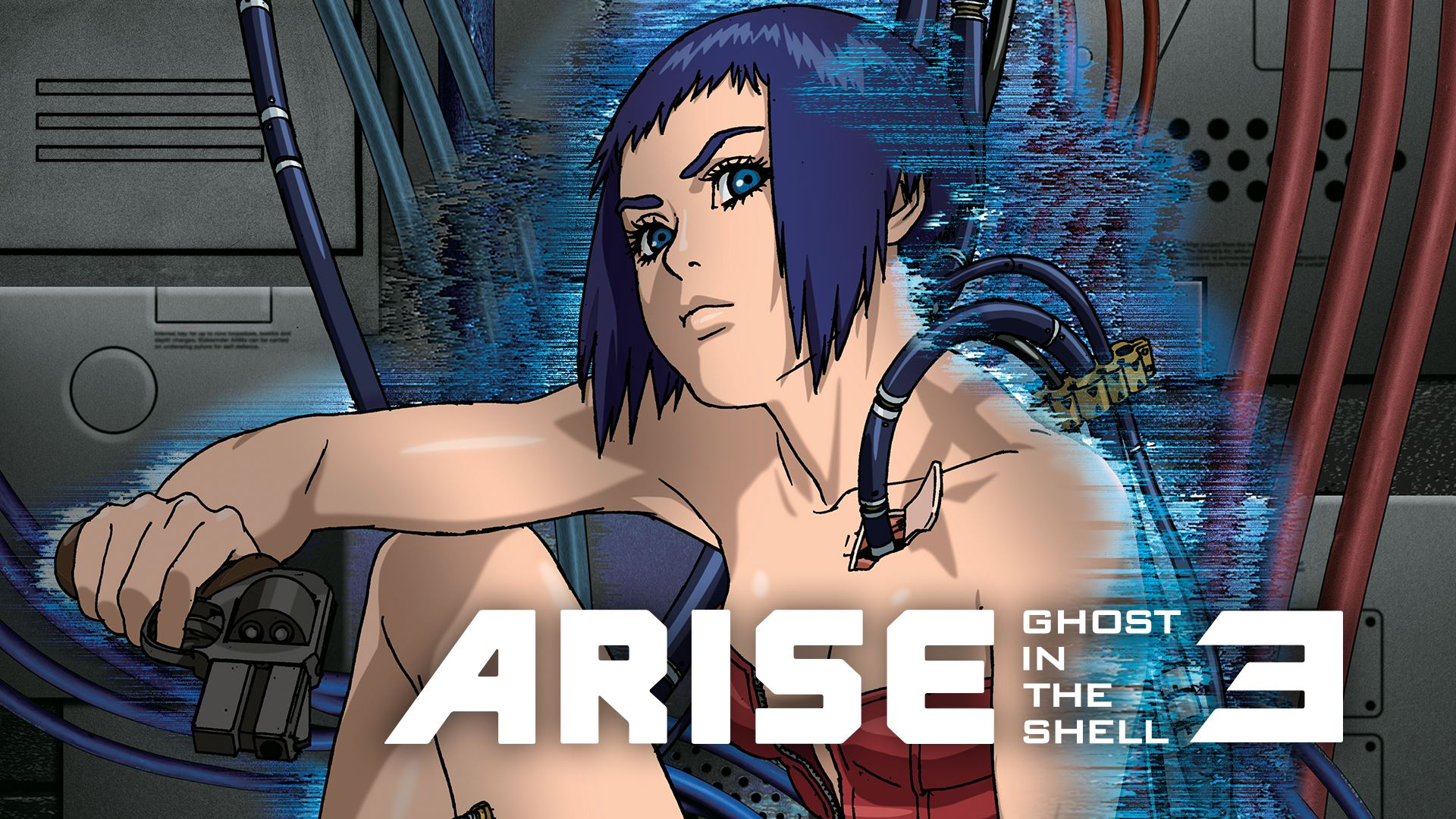 Xem phim Ghost in the Shell: Arise - Border:3 Ghost Tears - Koukaku Kidoutai Arise: Ghost in the Shell - Border:3 Ghost Tears Vietsub