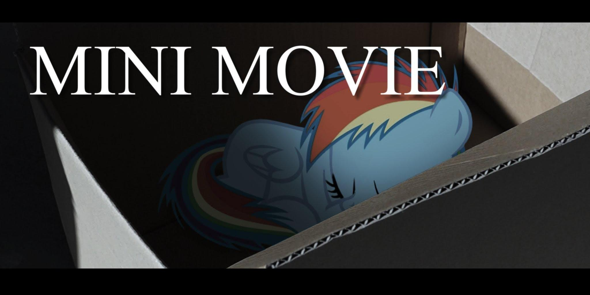Xem phim My Little Dashie - My Little Dashie The Mini Movie Vietsub