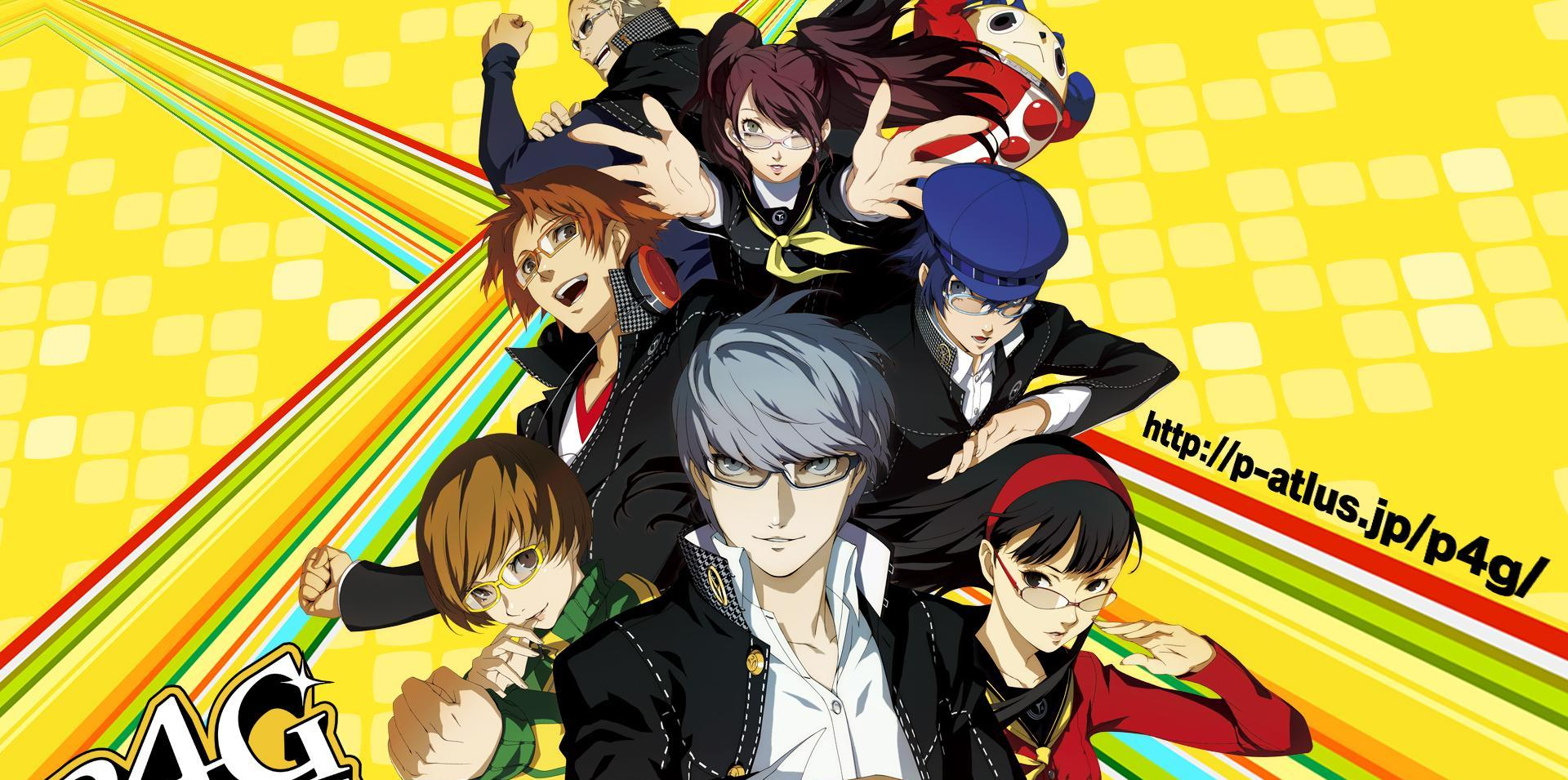 Xem phim Persona 4 The Golden Animation: Thank you Mr. Accomplice - Persona 4 The Golden Animation: Another End Vietsub