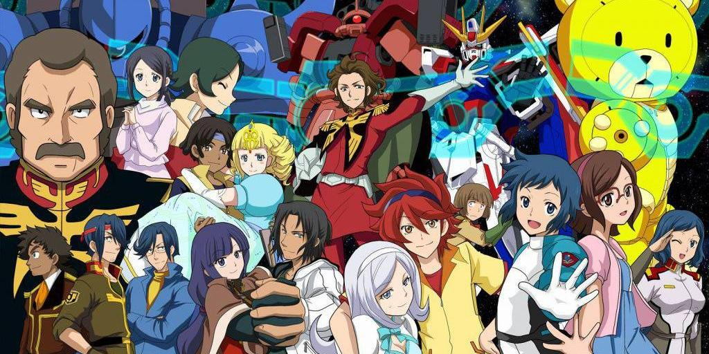 Xem phim Gundam Build Fighters: Battlogue - Gundam Build Fighters: Battlogue 2017 Vietsub