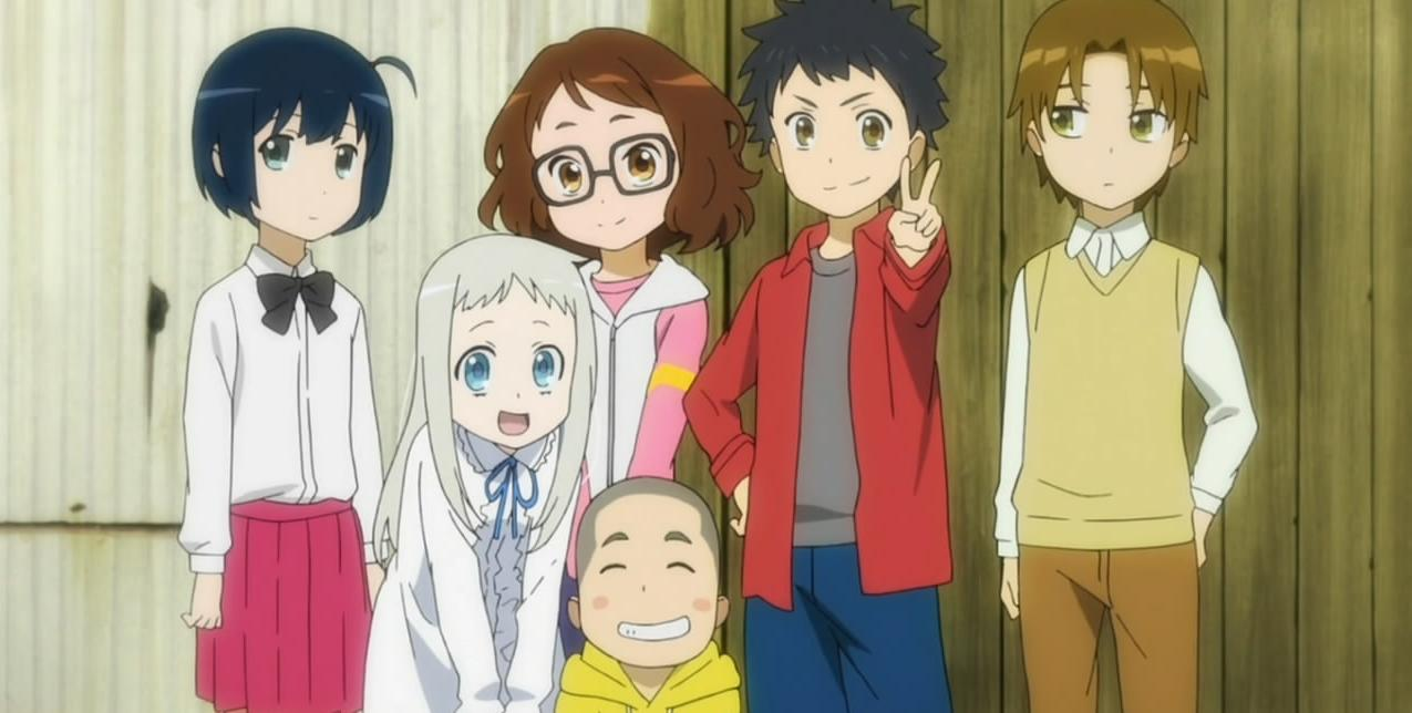 Ano Hi Mita Hana no Namae wo Bokutachi wa Mada Shiranai - AnoHana: The Flower We Saw That Day | We Still Don't Know the Name of the Flower We Saw That Day