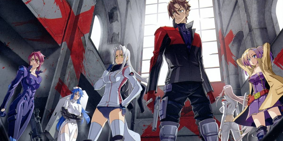 Xem phim Triage X: Recollection XOXO - Triage X Episode 11, Triage X OAD, Triage X OVA Vietsub