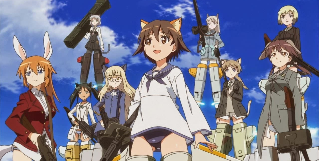 Xem phim Strike Witches: 501 Butai Hasshin Shimasu! Movie - Strike Witches: 501 Movie Vietsub