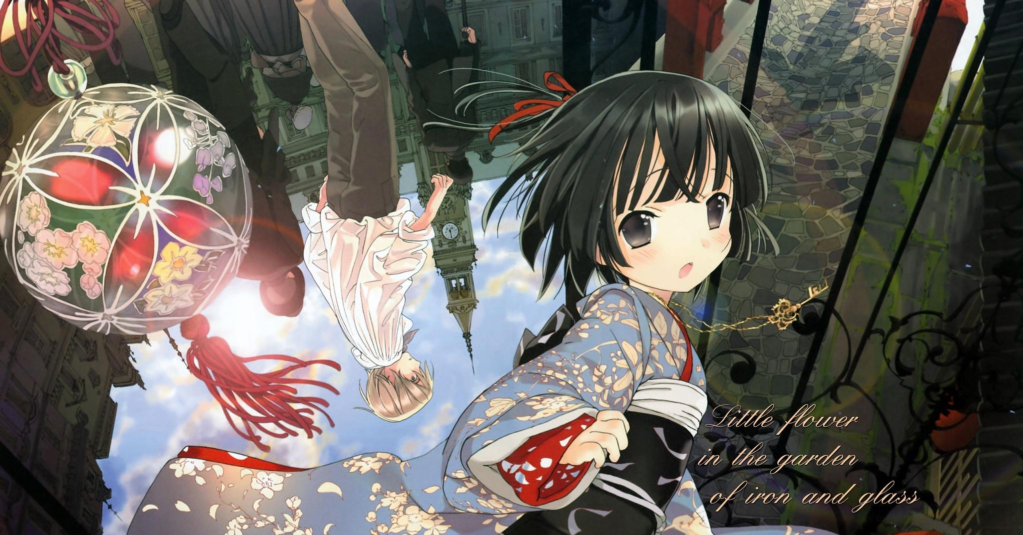 Ikoku Meiro No Croisee - Croisee in a Foreign Labyrinth - The Animation