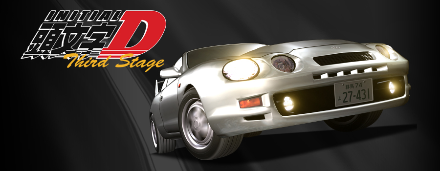 Xem phim Initial D Third Stage the Movie - Initial D : Third Stage 2001 - Movie Vietsub