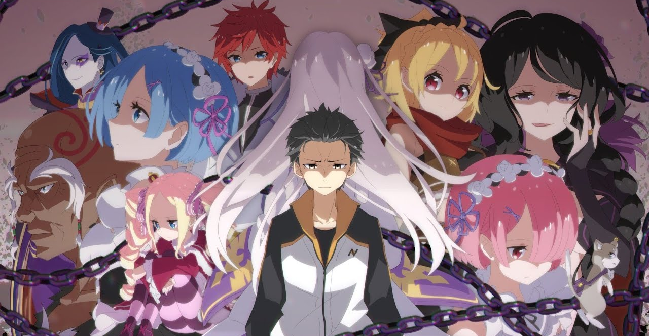 Xem phim Re:Zero kara Hajimeru Isekai Seikatsu 2nd Season - Re: Life in a different world from zero 2nd Season, ReZero 2nd Season, Re:Zero - Starting Life in Another World 2 Vietsub
