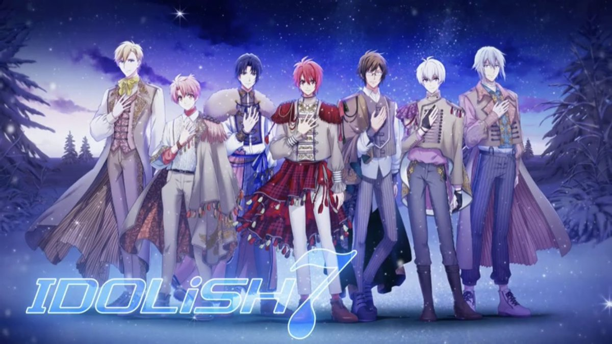 IDOLiSH7: Second Beat! - IDOLiSH7 2, Idolish Seven 2