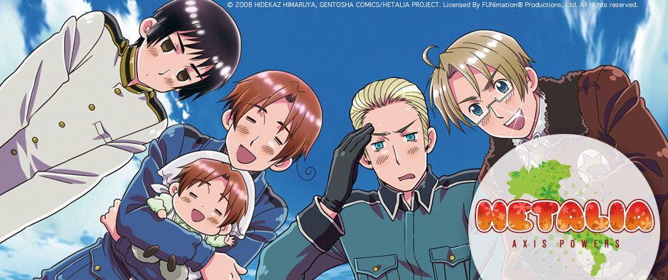 Hetalia: Axis Powers - Hetalia Axis Powers