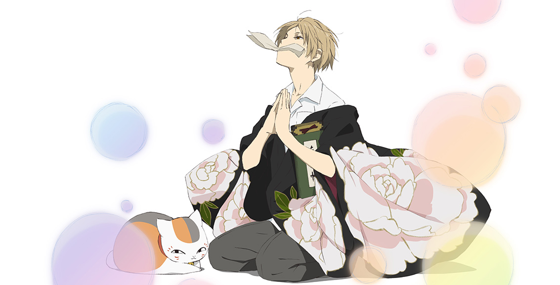 Natsume Yuujinchou Movie: Utsusemi ni Musubu - Natsume Yujin-cho the Movie: Ephemeral Bond, Gekijouban Natsume Yuujinchou, Natsume's Book of Friends Movie: Ephemeral Bond