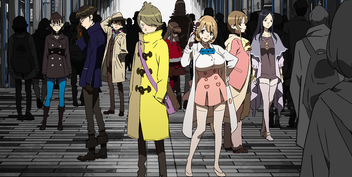 Xem phim Occultic;Nine - Occultic9 | Occultic Nine Vietsub