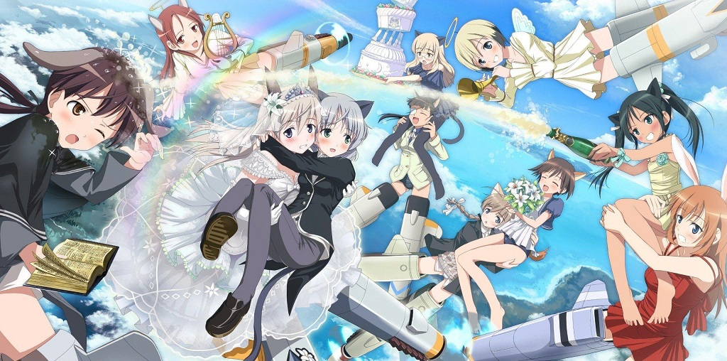 Xem phim Strike Witches 3 - Strike Witches: Road to Berlin, Strike Witches Season 3 Vietsub