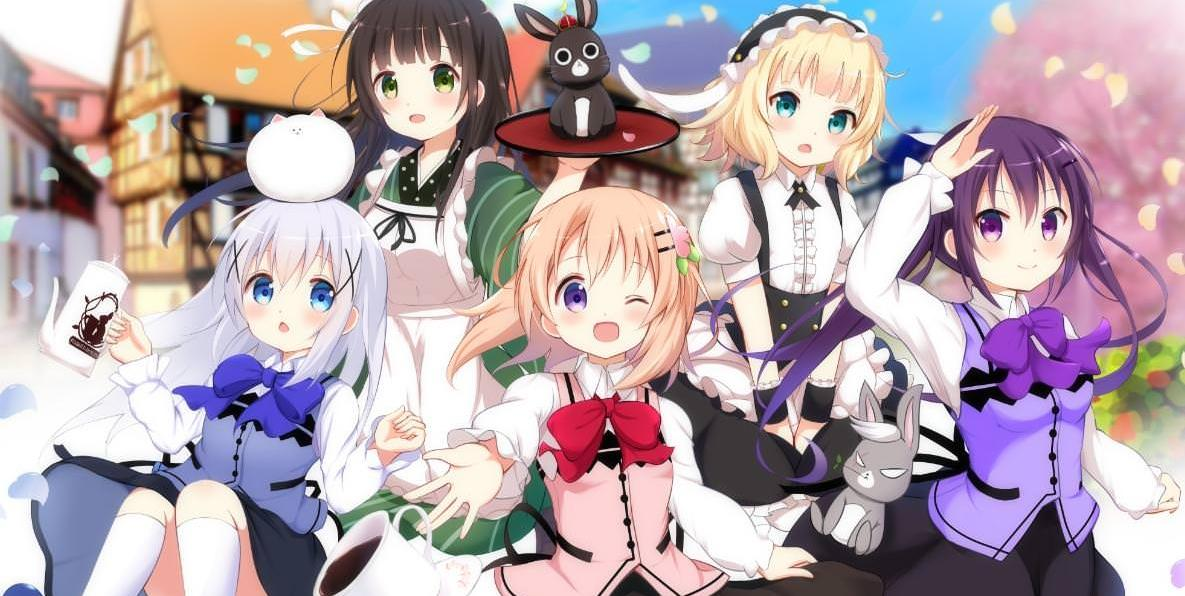 Xem phim Gochuumon wa Usagi desu ka??: Dear My Sister - Is the order a rabbit?? Dear My Sister Vietsub