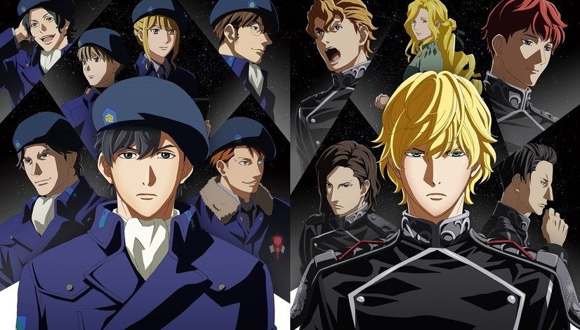 Xem phim Ginga Eiyuu Densetsu: Die Neue These - Seiran 2 - The Legend of the Galactic Heroes: The New Thesis - Stellar War Part 2, Ginga Eiyuu Densetsu: Die Neue These 2nd Season Vietsub