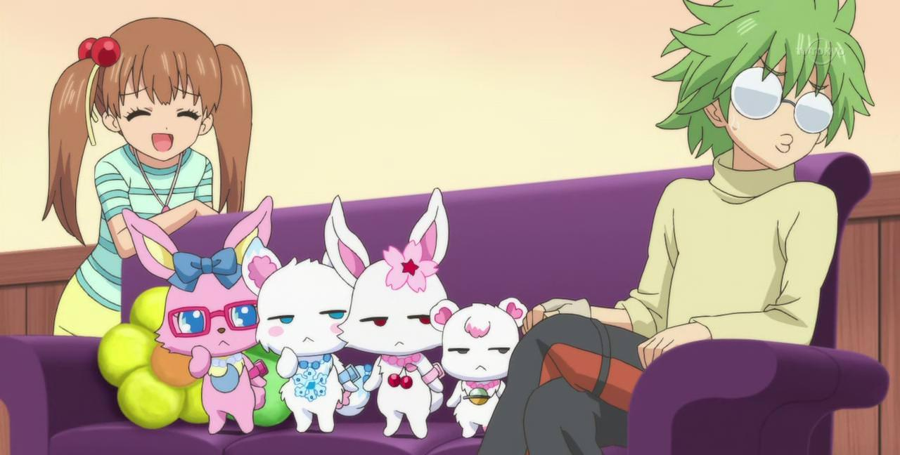 Xem phim Jewelpet Magical Change - Jewelpet Magical Change Vietsub