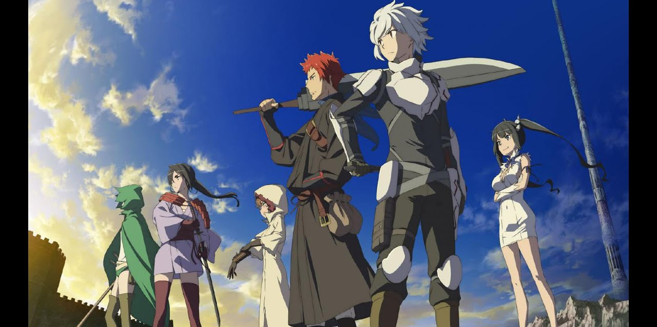 Xem phim Dungeon ni Deai wo Motomeru no wa Machigatteiru Darou ka III - DanMachi 3rd Season, Is It Wrong That I Want to Meet You in a Dungeon 3rd Season, Is It Wrong to Try to Pick Up Girls in a Dungeon? III Vietsub
