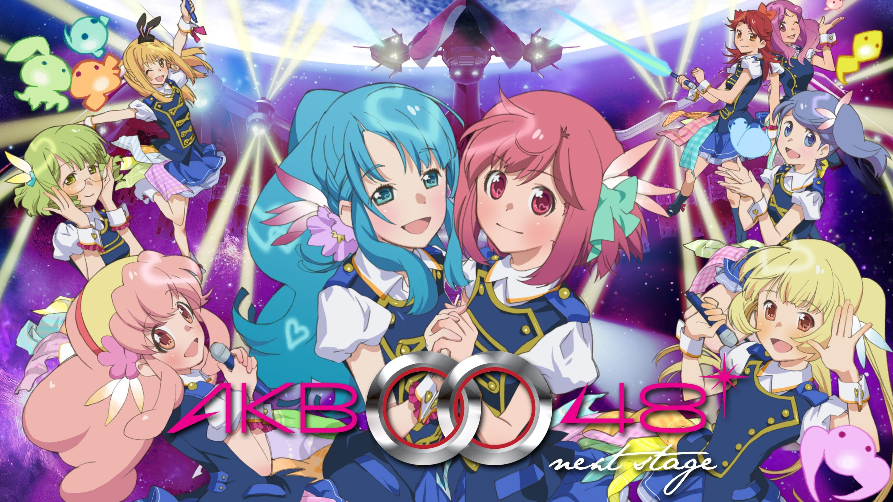 Akb0048: First Stage - AKB0048 First Stage
