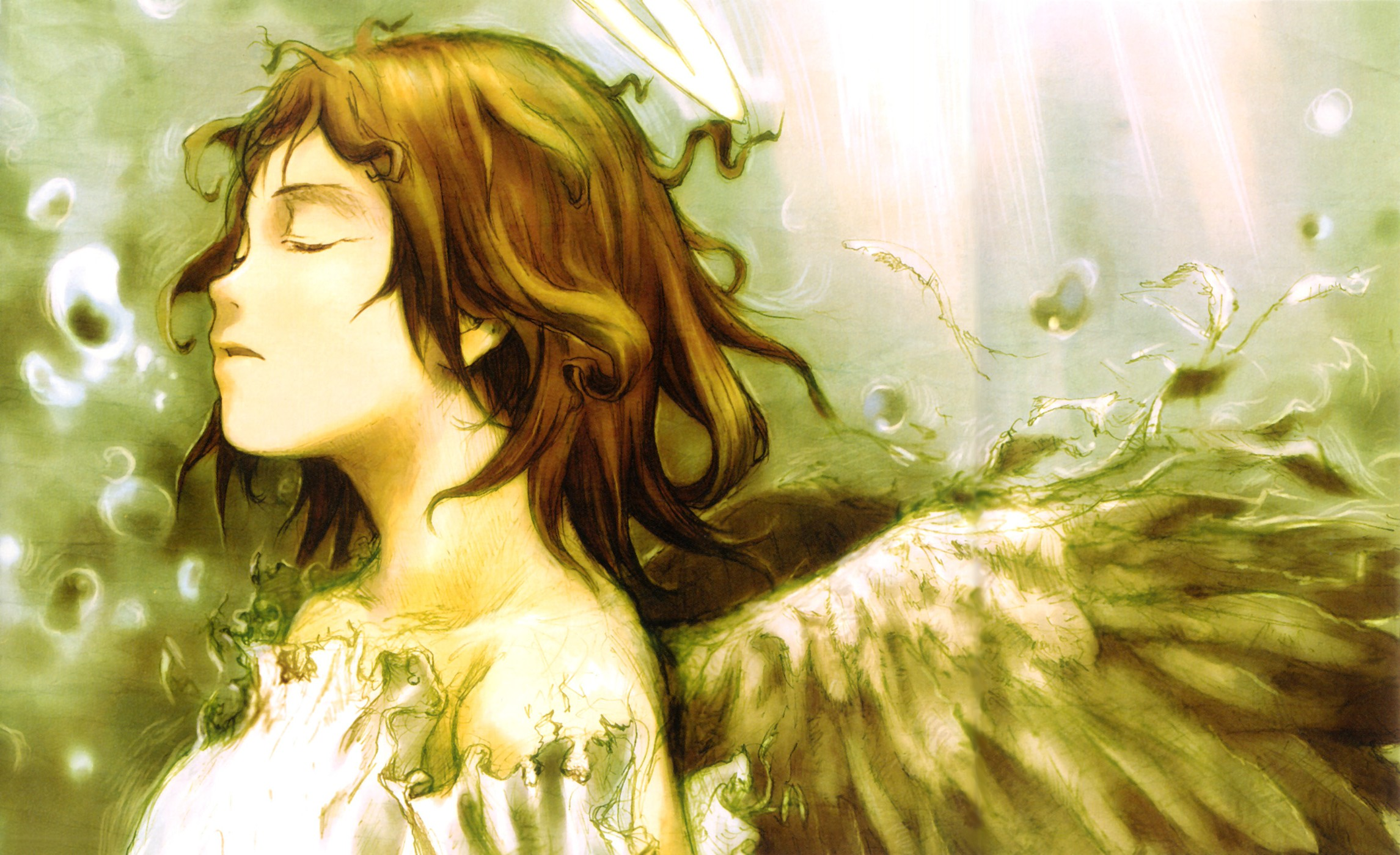 Haibane Renmei - Charcoal Feather Federation