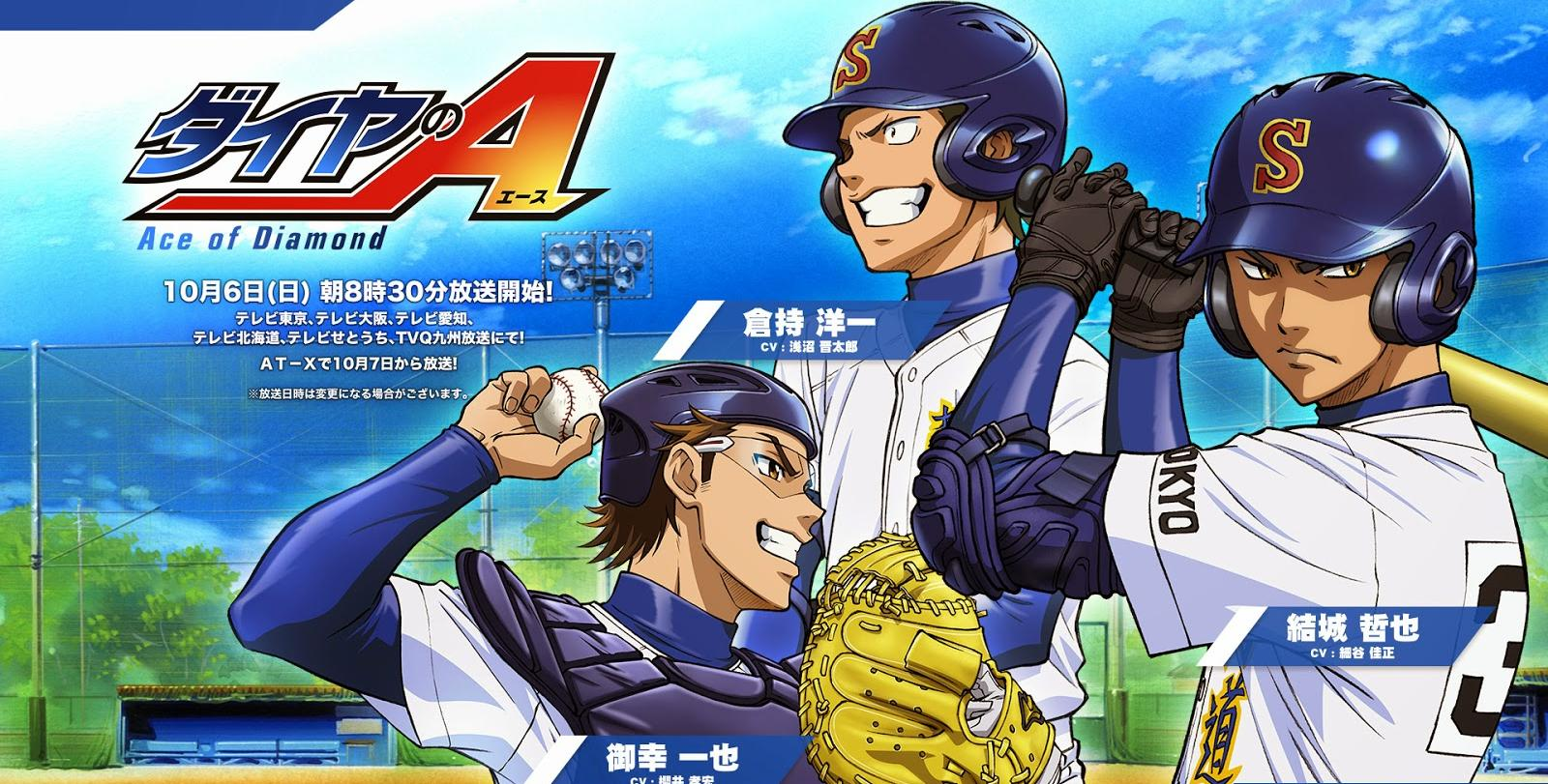 Xem phim Diamond no Ace: Second Season - Ace of Diamond: Second Season | Diamond no Ace Season 2 | Diamond no Ace II Vietsub