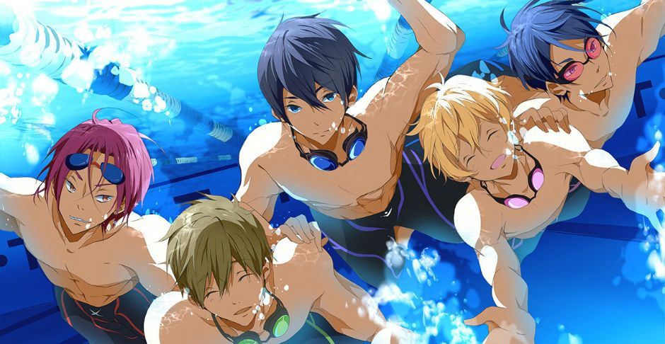 Xem phim Free!: Dive to the Future (Ss3) - Free! 3rd Season, Free!-Dive to the Future- Vietsub