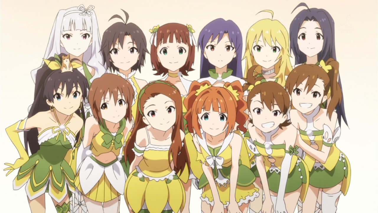 The Idolmaster - The iDOLM@STER